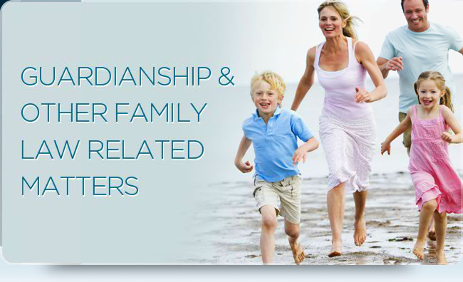 Guardianship and family law